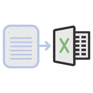 Excel- und CSV-Export
