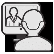 Online-Präsentation