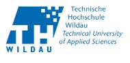 Technische Hochschule<br/>Wildau