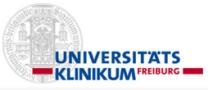 Universitätsklinikum Freiburg<br/>Klinik für Radiologie<br/>Freiburg